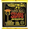 Ernie Ball 2160 Extra Light Coated Slinky Acoustic Guitar Strings-thumbnail