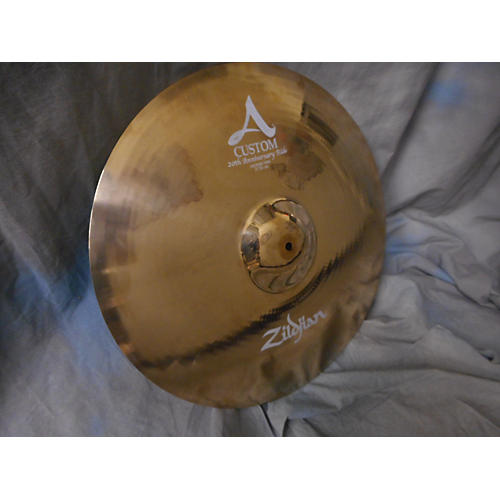 Zildjian 21in A Custom 20th Anniversary Ride Cymbal  41