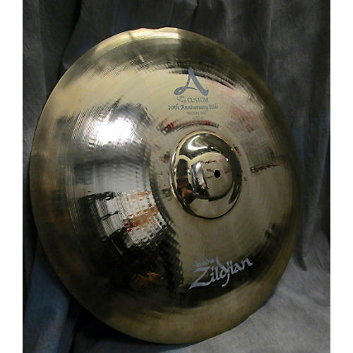 Zildjian 21in A Custom 20th Anniversary Ride Cymbal-thumbnail
