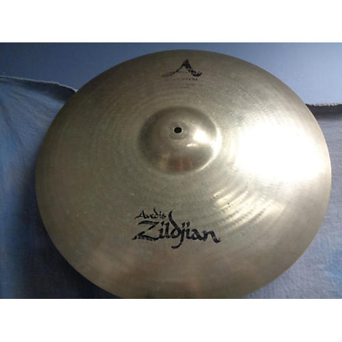 Zildjian 21in A Custom Medium Ride Cymbal-thumbnail