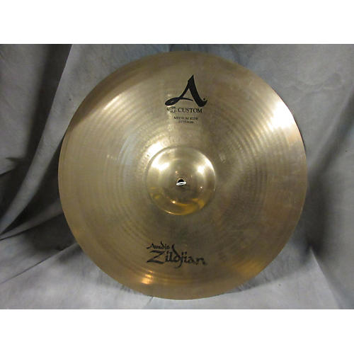 Zildjian 21in A Custom Medium Ride Cymbal-thumbnail