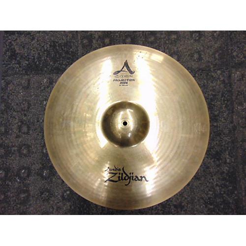 Zildjian 21in A Custom Projection Ride Cymbal