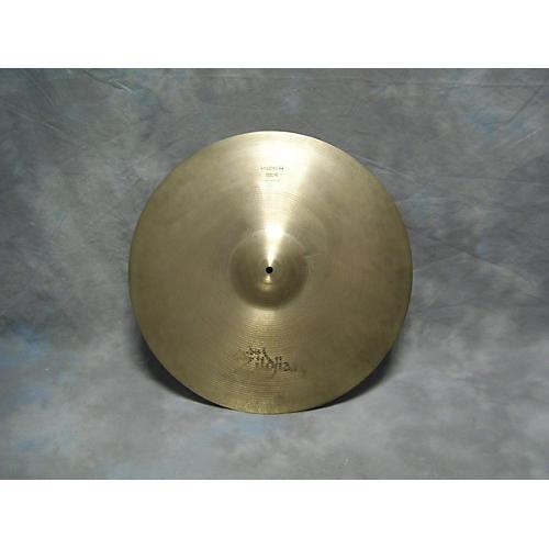 Zildjian 21in A Medium Ride Cymbal-thumbnail