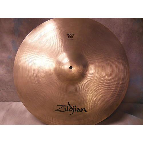 Zildjian 21in A ROCK RIDE Cymbal-thumbnail
