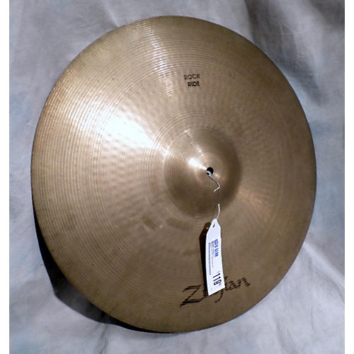 Zildjian 21in A Series Rock Ride Cymbal-thumbnail