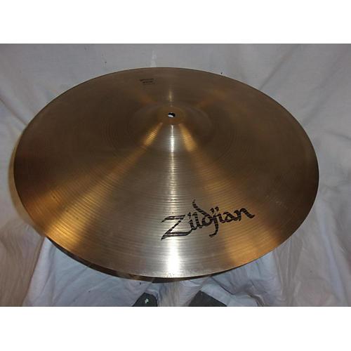 Zildjian 21in A Series Rock Ride Cymbal-thumbnail