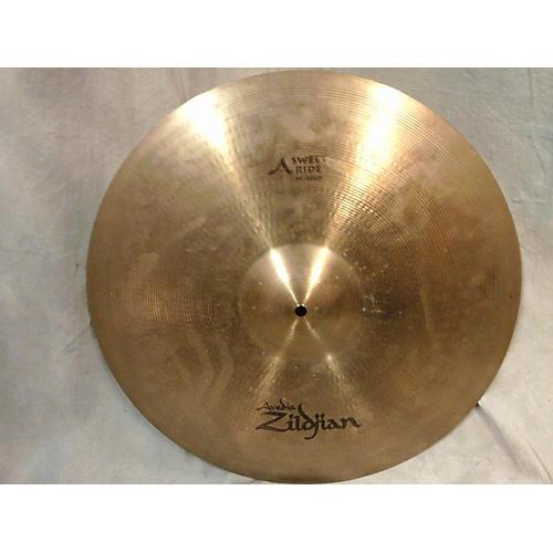 Zildjian 21in A Series Sweet Ride Cymbal