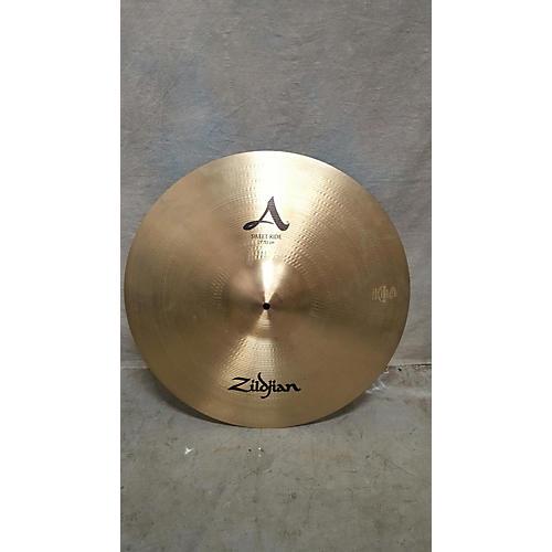 Zildjian 21in A Series Sweet Ride Cymbal-thumbnail