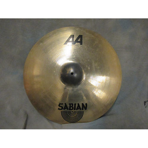 Sabian 21in AA Bash Ride Brilliant Cymbal