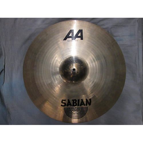 Sabian 21in AA Bash Ride Brilliant Cymbal-thumbnail