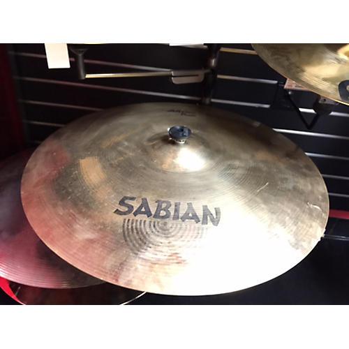 Sabian 21in AA Dry Cymbal