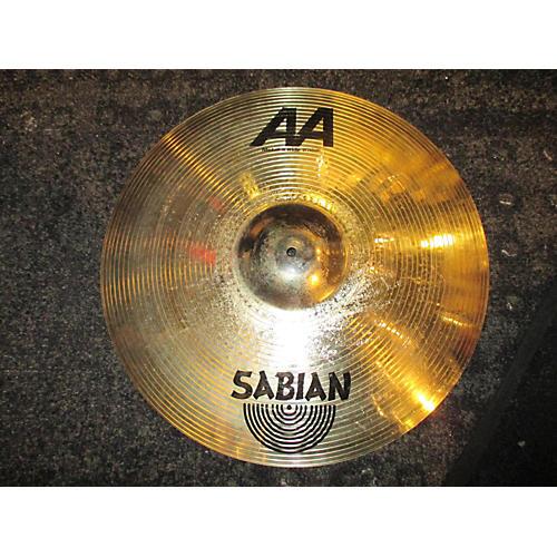 Sabian 21in AA Metal X Ride Cymbal-thumbnail