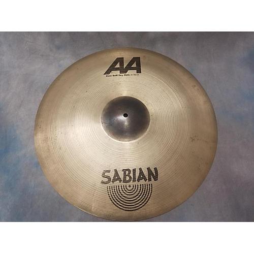 Sabian 21in AA Raw Bell Dry Ride-thumbnail