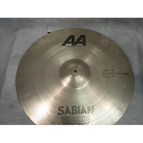 Sabian 21in AA Rock Ride Cymbal-thumbnail