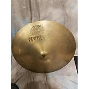 Sabian 21in AAX DRY RIDE Cymbal