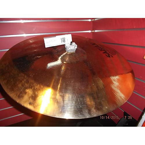 Sabian 21in AAX Raw Bell Dry Ride Cymbal-thumbnail