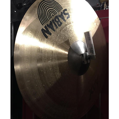 Sabian 21in AAX Raw Bell Dry Ride Cymbal  41