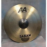 Sabian 21in AAX Raw Bell Dry Ride Cymbal