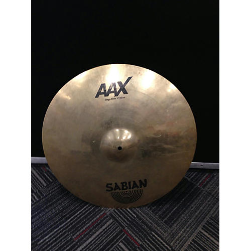 Sabian 21in AAX Stage Ride Cymbal