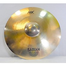 Sabian 21in AAX X-plosion Ride Cymbal