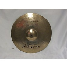 Istanbul Agop 21in ALCHEMY PROFESSIONAL HEAVY RIDE Cymbal