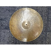Istanbul Agop 21in Agop 21 Inch Jazz Ride Cymbal