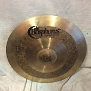 Bosphorus Cymbals 21in Antique Med Thin Cymbal