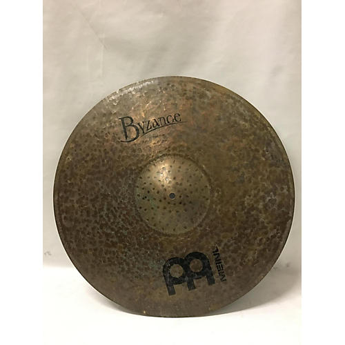Meinl 21in Byzance Dark Ride Cymbal-thumbnail