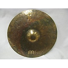 Meinl 21in Byzance Mike Johnson Signature Transition Ride Cymbal