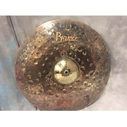 Meinl 21in Byzance Mike Johnston Transition Ride Cymbal