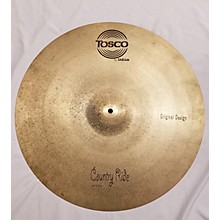 Tosco 21in COUNTRY RIDE Cymbal