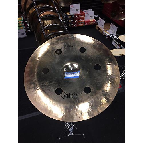 Soultone 21in CUSTOM BRILLIANT CHN21FXO6 Cymbal-thumbnail