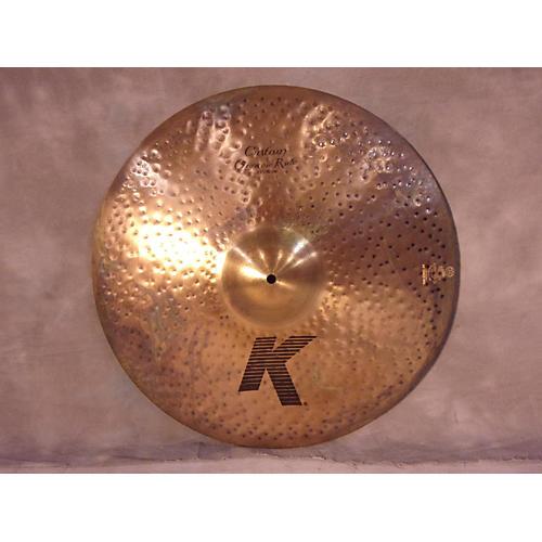 Zildjian 21in CUSTOM ORGANIC RIDE Cymbal