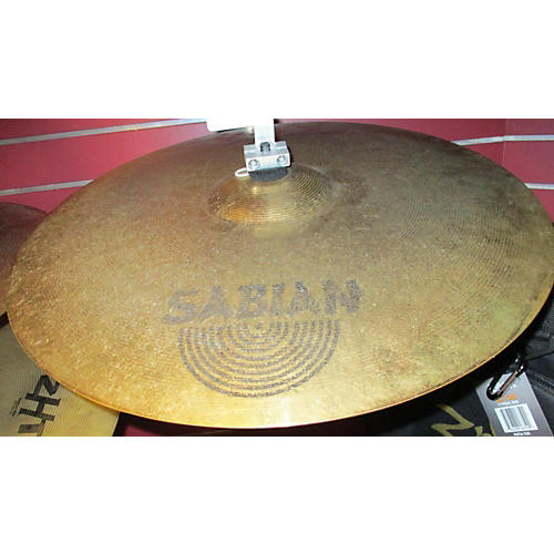 Sabian 21in Carmine Appice Signature Ride Cymbal