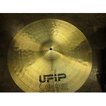 UFIP 21in Class Series Cymbal