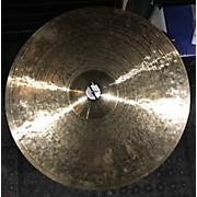 Paiste 21in Dimensions Silver Mellow Ride Cymbal