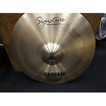 Sabian 21in Ed Shaughnessy Encore Signature Ride Cymbal