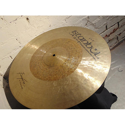 Istanbul Agop 21in Empire Jazz Ride Cymbal