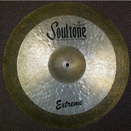 Soultone 21in Extreme Crash Ride Cymbal