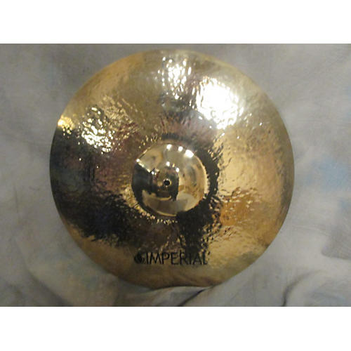 Imperial 21in Gold Ride Cymbal