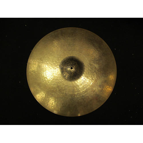 Sabian 21in HH Raw Bell Dry Ride Brilliant Cymbal  41