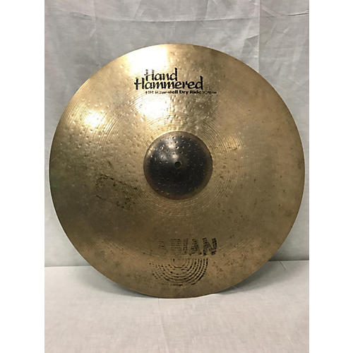 Sabian 21in HH Raw Bell Dry Ride Cymbal
