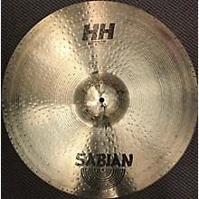 Sabian 21in HH Vintage Cymbal