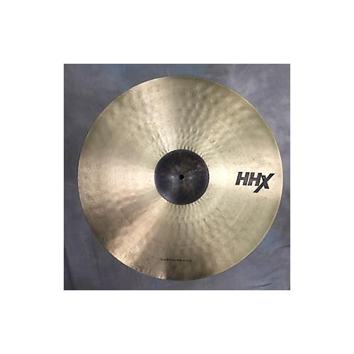 Sabian 21in HHX Raw Bell Dry Ride Cymbal-thumbnail