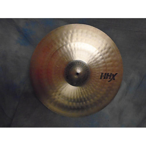 Sabian 21in HHX Raw Bell Dry Ride Cymbal