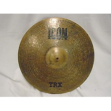 TRX 21in ICON CRASH RIDE Cymbal