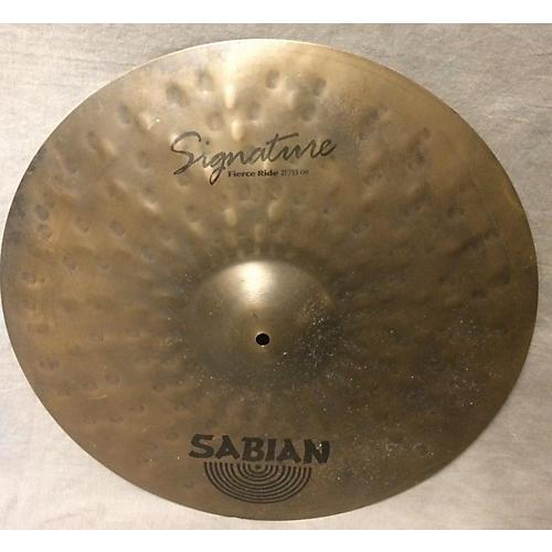 Sabian 21in Jojo Mayer Signature Fierce Ride Cymbal