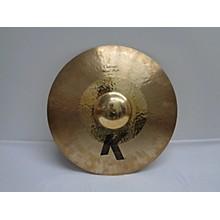 Zildjian 21in K Custom Hybrid Ride Cymbal