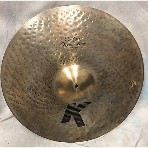 Zildjian 21in K Custom Organic Ride Cymbal