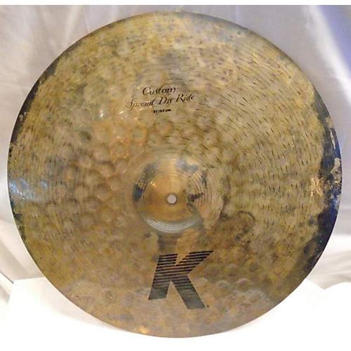 Zildjian 21in K Custom Special Dry Ride Cymbal-thumbnail